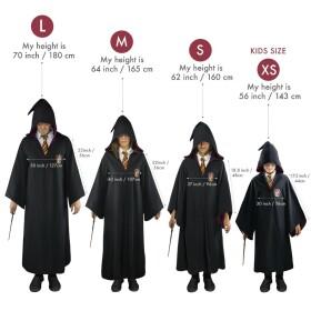 Robe de Sorcier Gryffondor