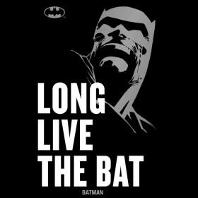 Sweatshirt Batman Long Live The Bat 80th Anniversary Noir