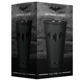 Verre Batman logo noir 400ml