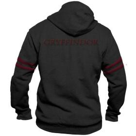 Sweatshirt de Sport anthracite logo Gryffondor