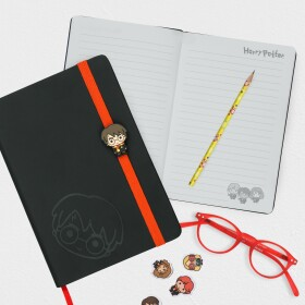 Carnet Harry Potter kawaii