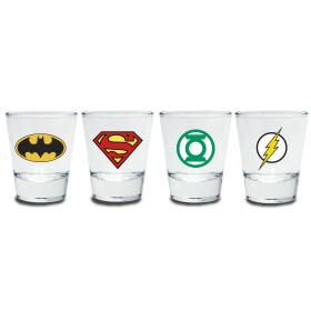 Shooters Batman Superman Flash Green Lantern