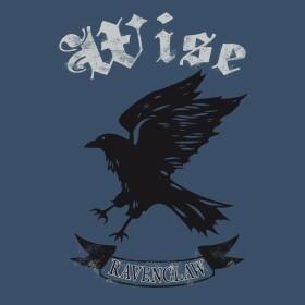 T-shirt Femme Serdaigle Wise bleu