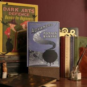 Carte 2 volets livre Fabrication de Potions Avancé Edition II