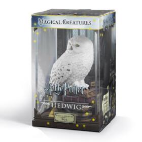Figurine de Hedwige la chouette