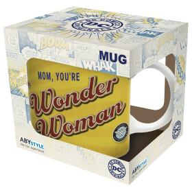 Mug Mom you're Wonder Woman