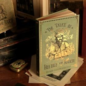 Carnet les Contes de Beedle le Barde MinaLima