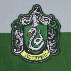 Bannière et Drapeau Serpentard