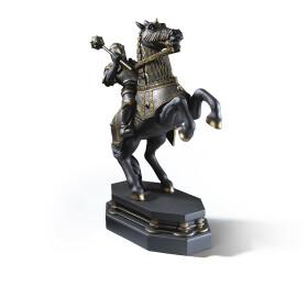 Serre-livres Cavalier noir - Échiquier des sorciers - Défi final