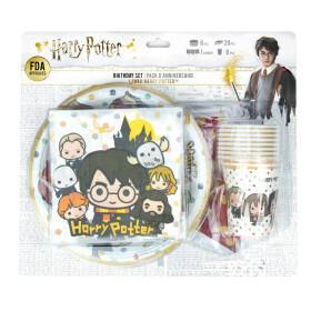 Pack anniversaire Harry Potter Kawaii