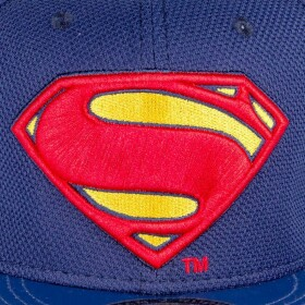 Casquette Superman logo Batman vs Superman
