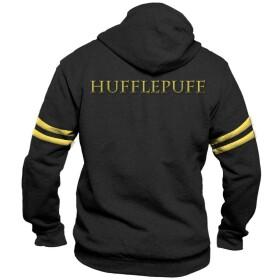 Sweatshirt de Sport anthracite logo Poufsouffle