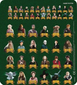 Qui Est-ce? Harry Potter Jeu de société Version française