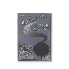 Carnet Fabrication de Potions Niveau Avancé Edition II MinaLima