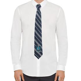 Cravate Serdaigle logo tissé