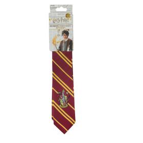 Cravate enfant Gryffondor logo tissé