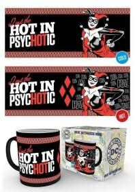 Mug Magic Harley Quinn thermo réactif Hot in psychotic