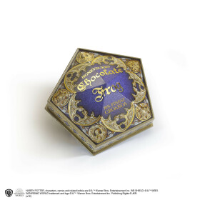 Réplique Chocogrenouille avec image Dumbledore