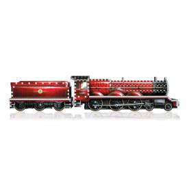 Le Poudlard Express - puzzle 3D Wrebbit 460 pièces
