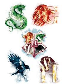 Pack de 35 tatouages temporaires