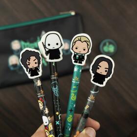 Set de papeterie kawaii Dark arts carnet et crayons