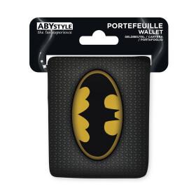 Portefeuille Batman costume vinyle