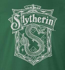T-shirt Serpentard Serpent vert