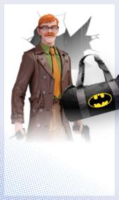 Les héros de Gotham