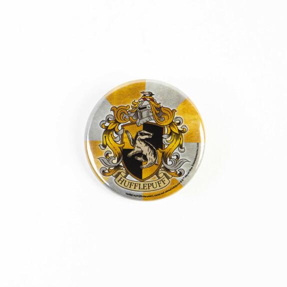 Badge Armoiries de Poufsouffle MinaLima