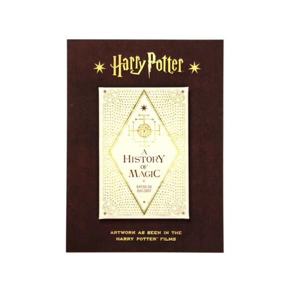Magnet livre Histoire de la Magie par Bathilda Tourdesac MinaLima