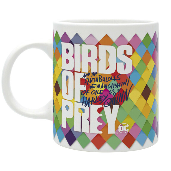 Mug Birds of Prey Arlequin  320 ml