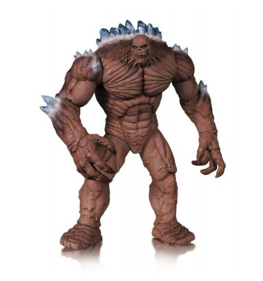 Clayface deluxe figurine jeu Batman Arkham City