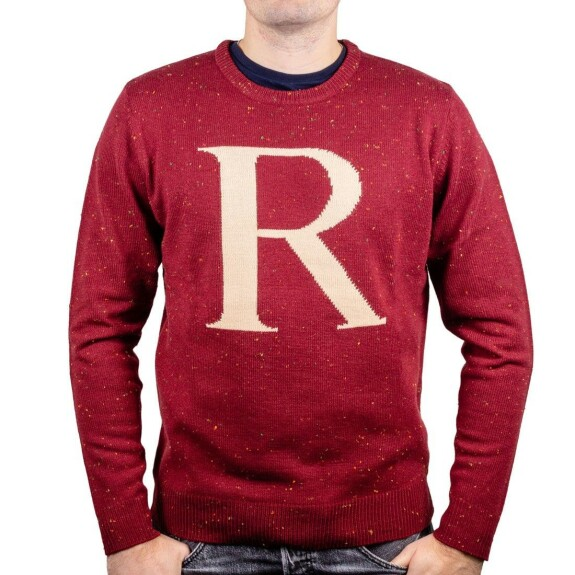 Pullover R de Ron Weasley bordeaux