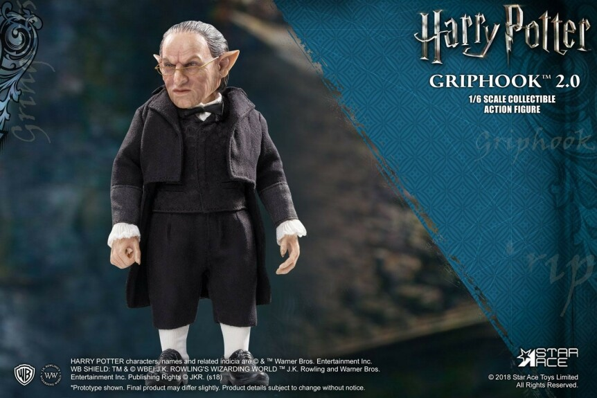 Figurine Gripsec 2.0 figurine 1/6 20 cm Star Ace