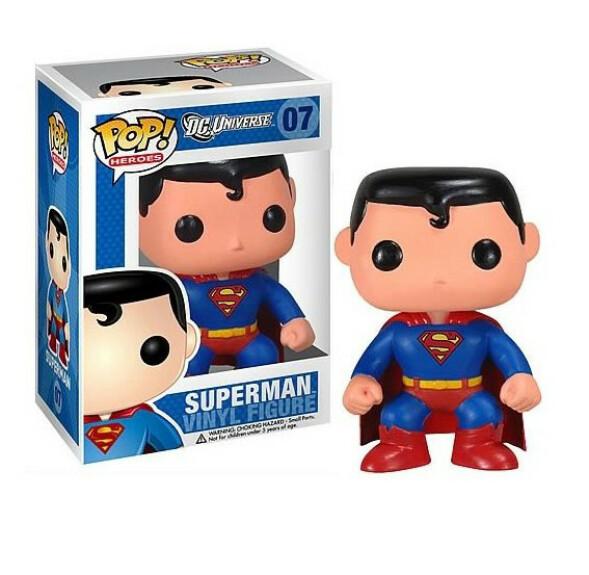 Superman Funko POP Heroes
