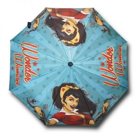 Parapluie Wonder Woman Bombshell