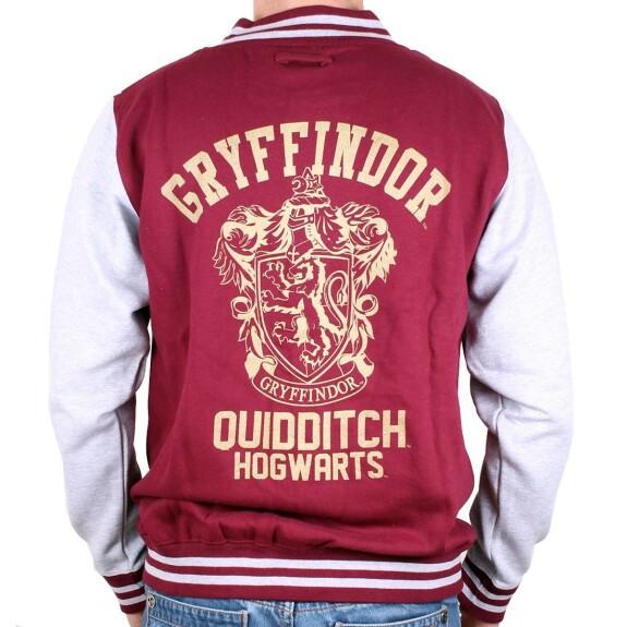 Teddy Gryffondor Quidditch bordeaux