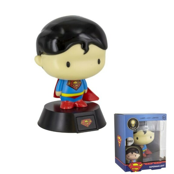 Lampe figurine Superman