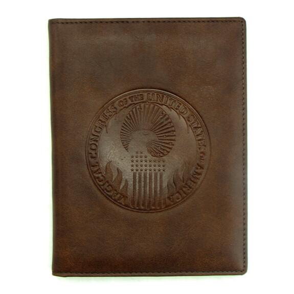 Couvre passeport Congrès Magiques des Etats-Unis