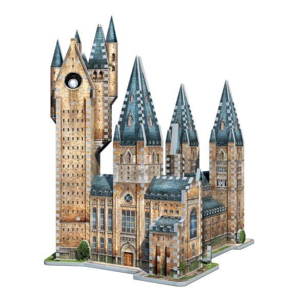 La tour d'astronomie de Poudlard - puzzle 3D Wrebbit 875 pièces