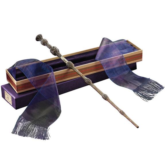 Baguette de Sureau - baguette magique d'Albus Dumbledore avec boîte Ollivander