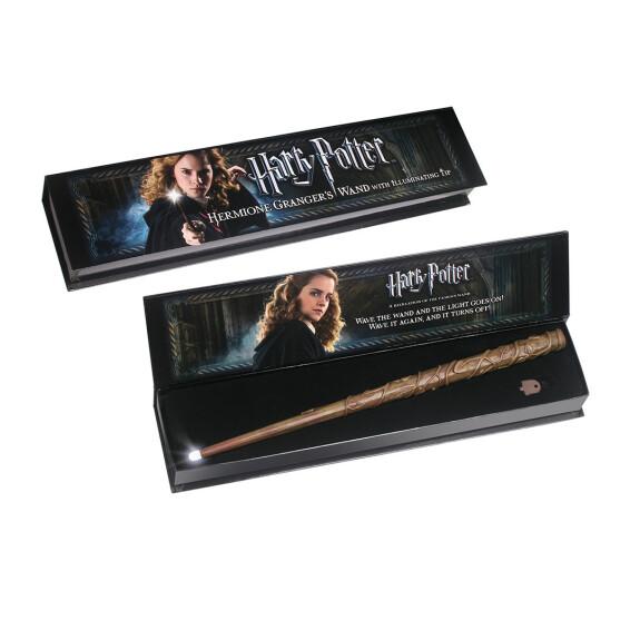Baguette magique lumineuse de Hermione Granger