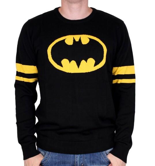 Pull-over Batman logo classique