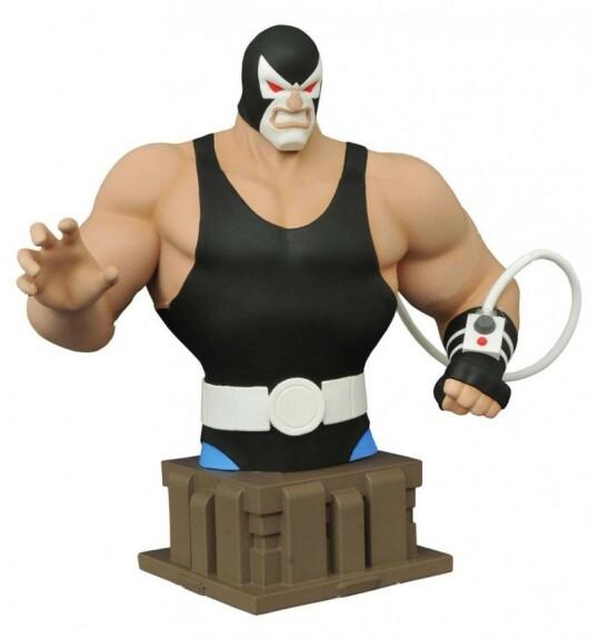 Bane buste Batman The Animated Series Diamond Select Toys