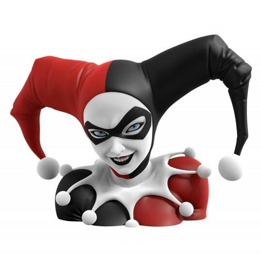 Harley Quinn buste PVC 23 cm Plastoy