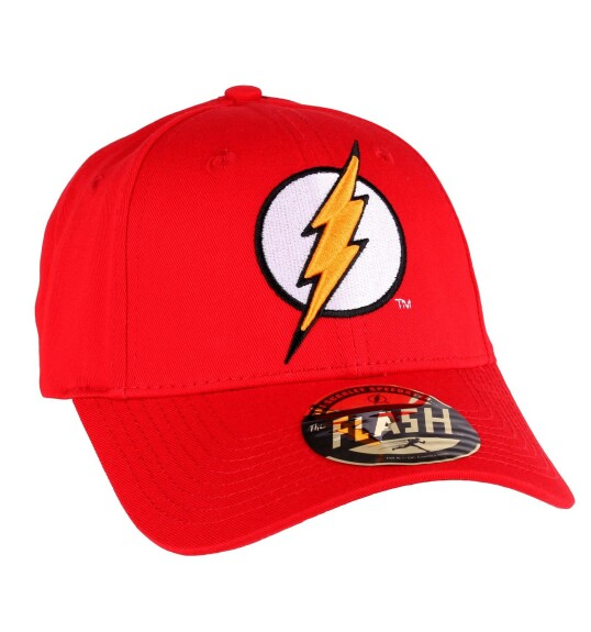 Casquette Flash logo