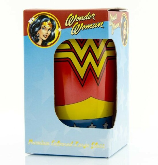 Verre Wonder Woman 500ml