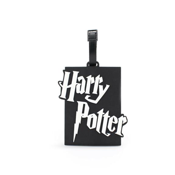 Porte étiquette pour bagage - Logo Harry Potter