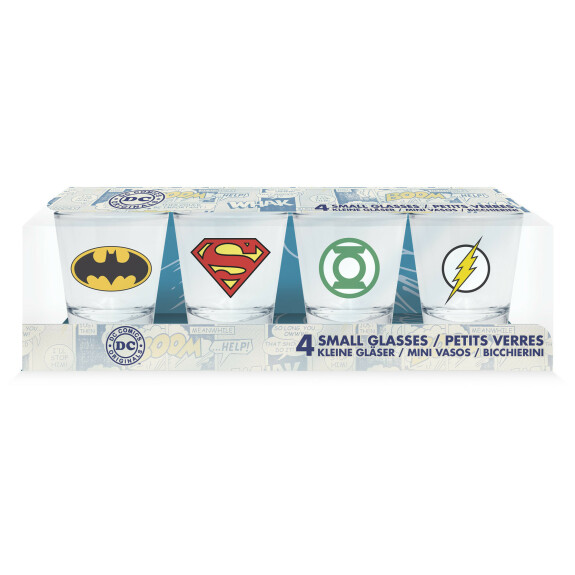 Shooters Batman Superman Flash Green Lantern