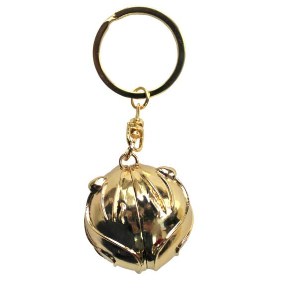 Porte-clés 3D Vif d'or